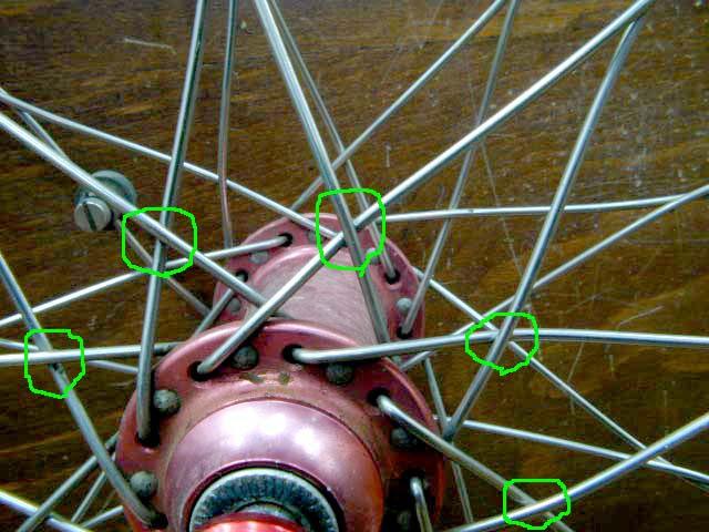 組み方 スポーク 自転車スポークの組み方を徹底解説【初心者向け】